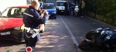 E' morto il centauro coinvolto nell'incidente del 10 novembre scorso lungo via Capo