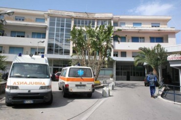 Al via la raccolta fondi per rifare le facciate dell'ospedale di Sorrento