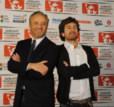 """Alessandro Siani alle """"Giornate professionali di cinema"""""""