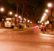 Sant'Agnello, chiusa la strada di Viale dei Pini in direzione Meta