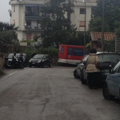 Nuove limitazioni al transito a Sorrento