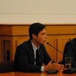 Michele Vitiello passa al Forum Nazionale dei Giovani
