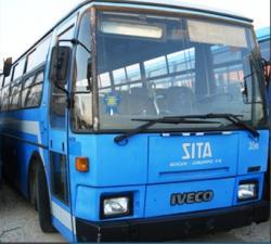 Autisti Sita in agitazione, autobus a singhiozzo