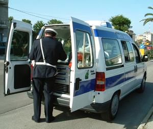 Sicurezza stradale, controlli dei vigili a Sorrento
