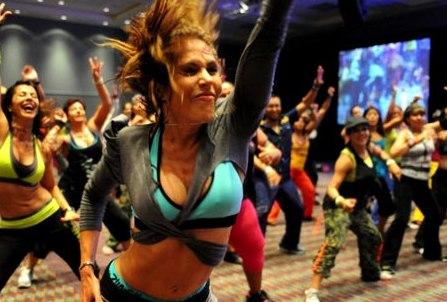 Zumba, la nuova danza