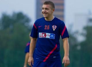 Radosevic, giovane mediano dell'Hajduk, è a un passo dal Napoli