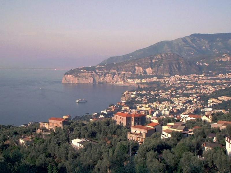 """Sorrento selezionata per il contest """"Top coste italiane 2016"""""""