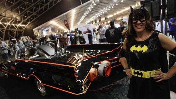 """Venduta la prima """"Batmobile"""" per 4,2 milioni di dollari"""