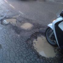 Il Comune stanzia 125mila euro per la manutenzione delle strade