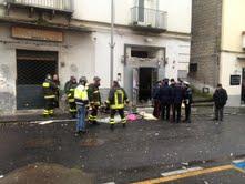 Lievi ustioni al viso ed alle mani per l'operaio investito dall'esplosione nel ristorante di Piano di Sorrento