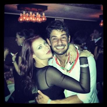 Pato in Brasile, ma resta insieme alla sua Barbara