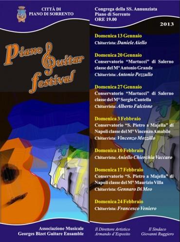 Piano Guitar Festival