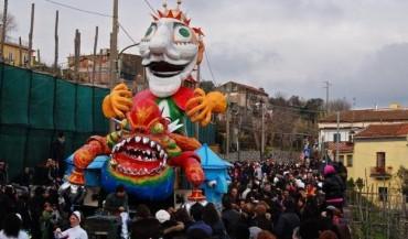 "Carnevale ""low cost"" a Termini, senza carri allegorici"