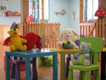 """""""Ludoteca per la Prima Infanzia"""": una struttura destinata ai bambini della penisola completamente gratis"""