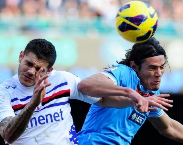 Il Napoli non riesce ad andare oltre il pareggio con la Samp. Al San Paolo finisce 0 a 0