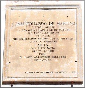 Presentazione del libro su Eduardo De Martino
