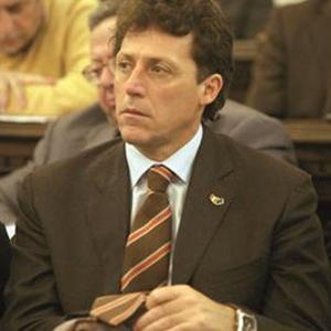 Kermesse per la presentazione delle liste del Pd a Massa Lubrense con l'ex sindaco di Portici, Enzo Cuomo