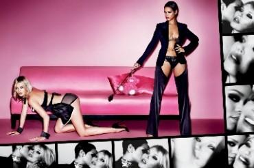 Rihanna e Kate Moss posano nude sul numero di marzo di V Magazine