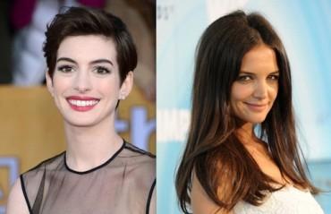 Anne Hathaway vs Kattie Holmes