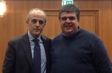 Arriva a Massa il candidato di Monti al Senato, Lucio Romano