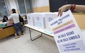 Elezioni Politiche: tutti i dati sull'affluenza alle urne in penisola sorrentina