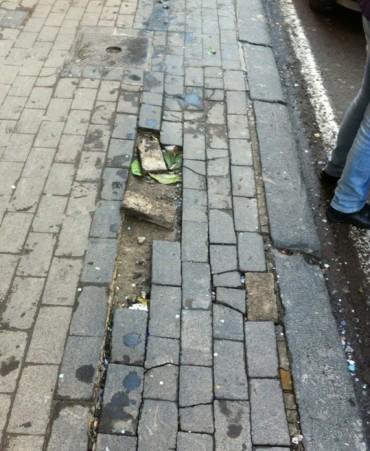 Sorrento si prepara a celebrare Sant'Antonino con strade al limite della praticabilità