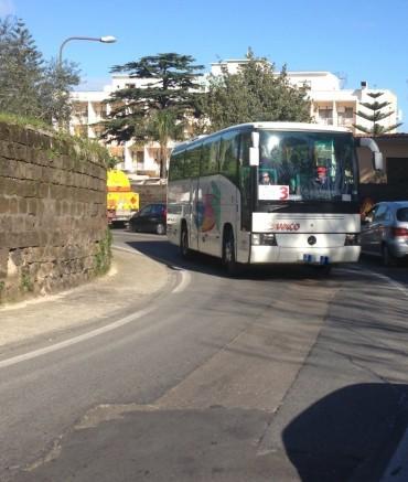 Mobilità (IN)sostenibile in penisola sorrentina
