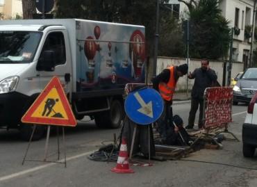 Ancora caos traffico nel centro di Sorrento