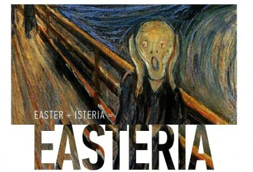 """Pasqua da Camera & Cucina con la serata """"Easteria"""""""