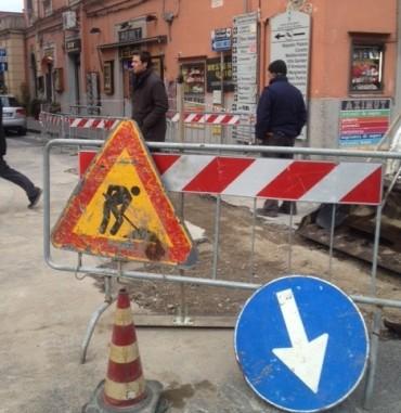 Traffico in tilt a Sant'Agnello