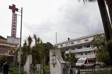 Nuovo biltz della finanza nell'ospedale di Sorrento
