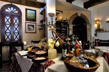 """""""Paolino"""" un ristorante tipico nel cuore di Pescocostanzo"""