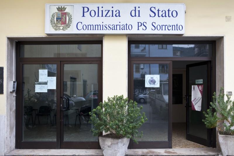 poliziasorrento
