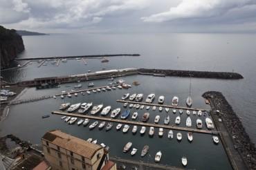 La Marina di Cassano in esposizione a Marsiglia