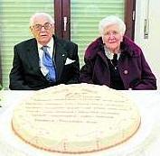 Festa grande per i 65 anni di nozze di Oreste e Maria Attardi