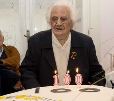 Festa grande a Massa Lubrense per i cento anni di Rosa Persico