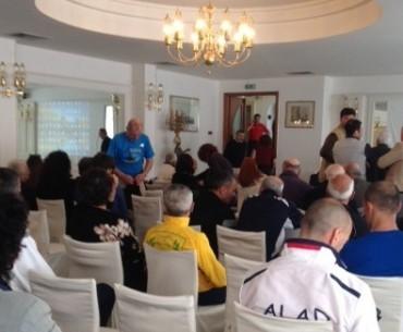 """""""In corsa per la salute"""" è l'evento presentato oggi a Massa Lubrense dall'Associazione nazionale italiana atleti diabetici"""