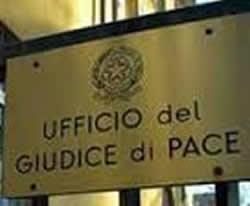 Il Giudice di Pace si trasferisce nel palazzo dell'Arips di via degli Aranci