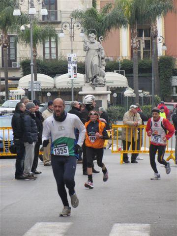 La XV edizione Maratona Maremonti rinviata al 23 marzo 2014