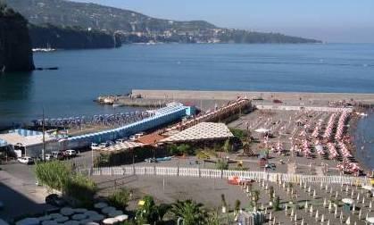 Convenzione con la capitaneria di porto per la vigilanza del litorale di Meta