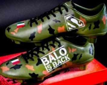 """Balo is back"" è la nuova scarpa di SuperMario"