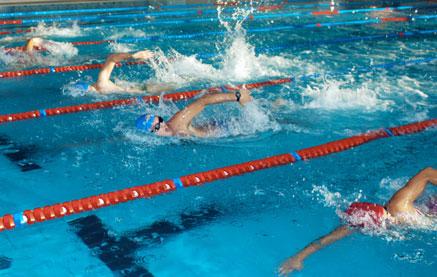 Corsi gratuiti di nuoto e acquagym