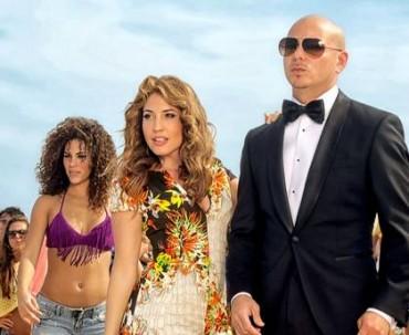 """""""Torna a Surriento"""" per rappresentare l'Italia nel brano """"Sexy people"""" di Arianna e Pitbull"""