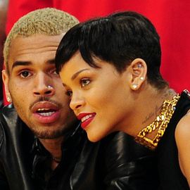 Amore finito tra Chris Brown e Rihanna