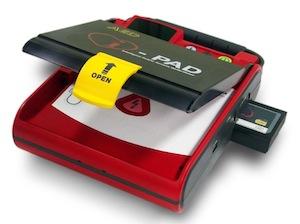 Defibrillatori in auto, la novità per i finanzieri