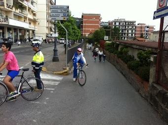 Via libera della Soprintendenza al progetto di ampliamento di via Marziale