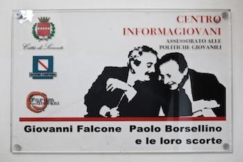 Giovanni Falcone ricordato dal Forum dei Giovani di Sorrento
