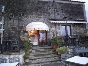 """Al ristorante """"La Torre"""" la chiusura dello Slow Food Day"""