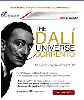 """""""The Dalì Universe Sorrento"""" apre alle scuole"""