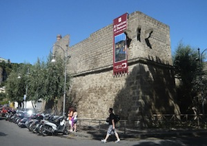 Un'audioguida per i visitatori del sito delle Antiche Mura
